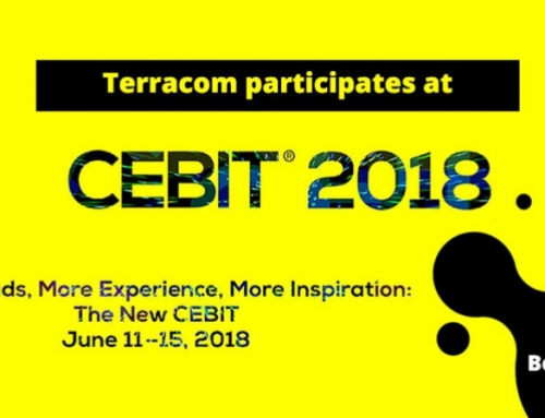 Terracom participates at CeBIT 2018, Hannover, Germany
