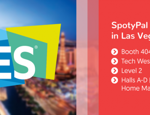SpotyPal is attending the upcoming CES 2019 in Las Vegas!