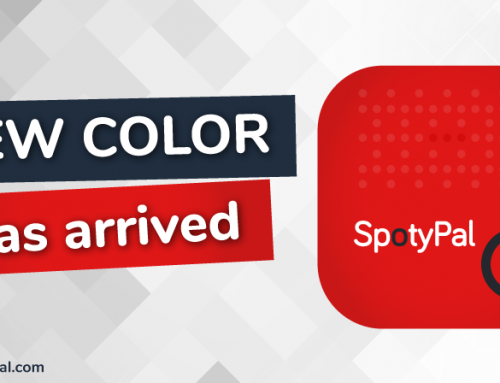 SpotyPal: New color has arrived