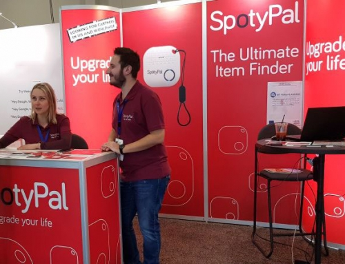SpotyPal participated at CES 2019 in Las Vegas