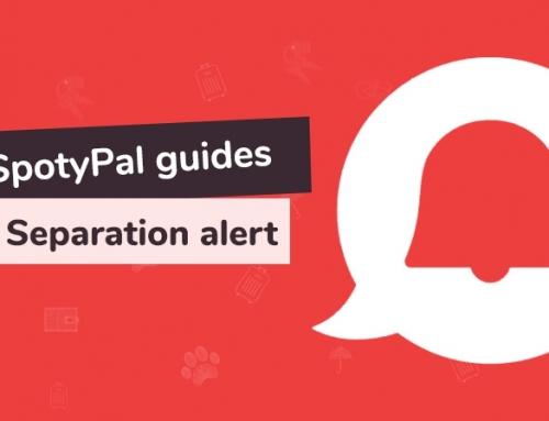 Separation alert guide