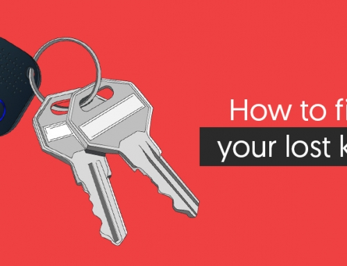 How to find your lost keys