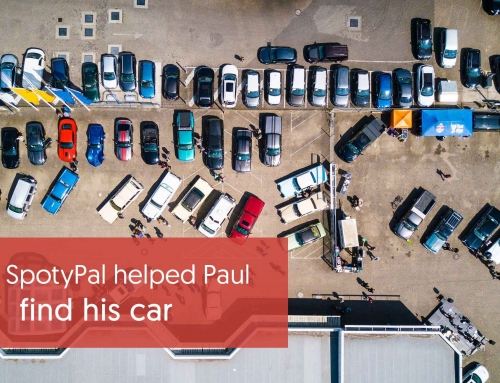How SpotyPal helped Paul find his car