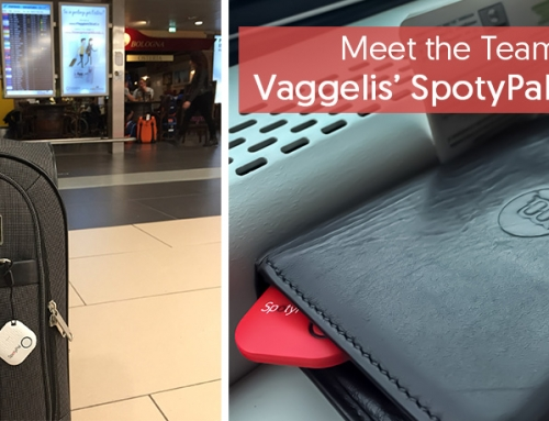 Meet the team: Vaggelis' SpotyPal Story