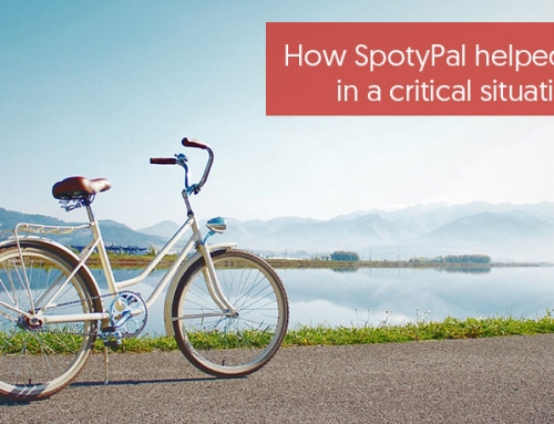 How SpotyPal helped Mary in a critical situation
