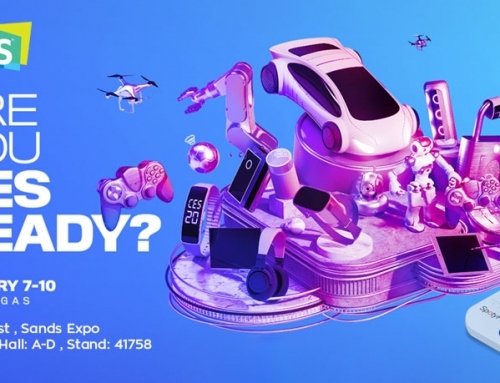 SpotyPal is participating at CES 2020 in Las Vegas!