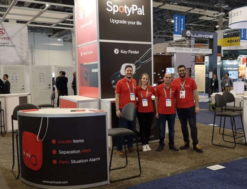 SpotyPal successfully participated at CES 2020