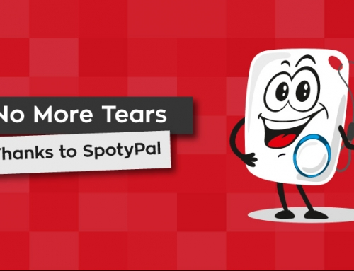 No More Tears Thanks to SpotyPal