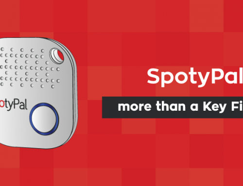 SpotyPal – more than a Key Finder
