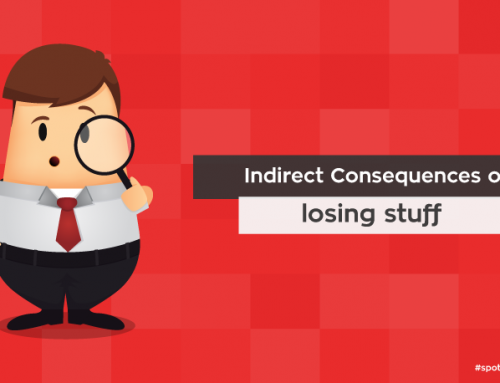 Indirect Consequences of losing stuff