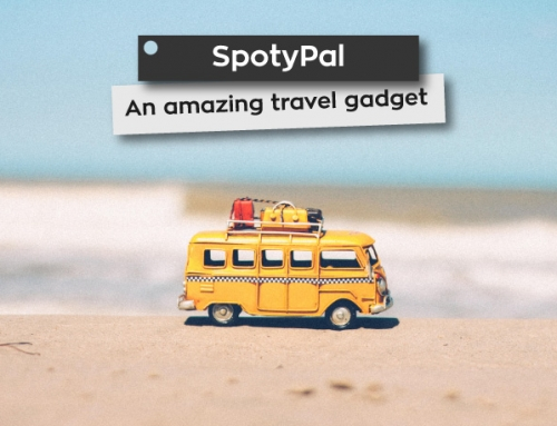 SpotyPal: An amazing travel gadget