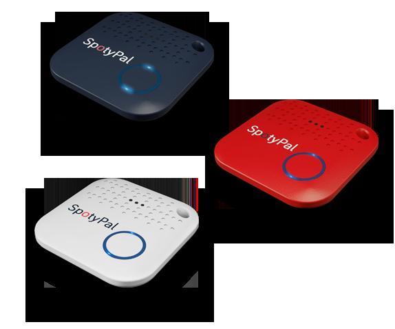 Wireless Key Finder - White Device