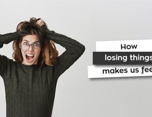How losing things makes us feel