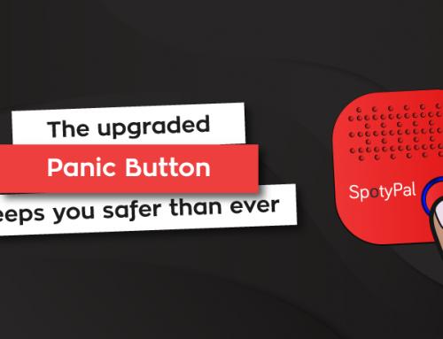 Τhe upgraded Panic Button keeps you safer than ever