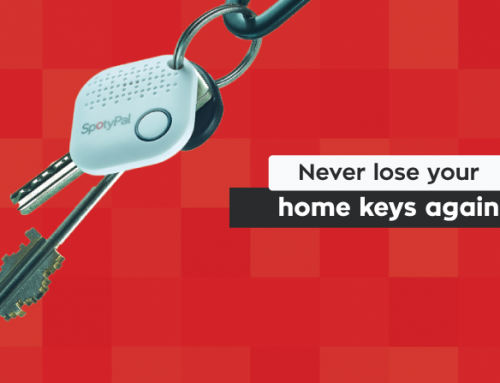 Never lose your home keys again