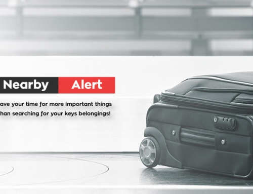 Nearby Alert: Save your time for more important things than searching for your belongings