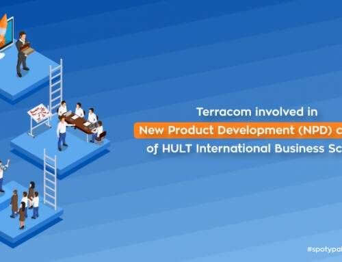 Terracom involved in New Product Development (NPD) course of HULT International Business School