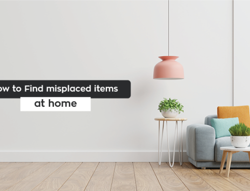 How to Find misplaced items at home